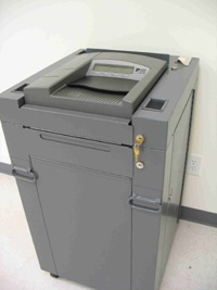 optical scan machine