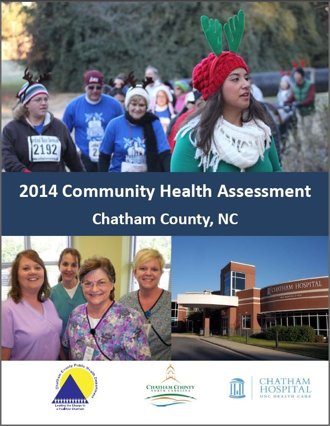 2014 CHA front page