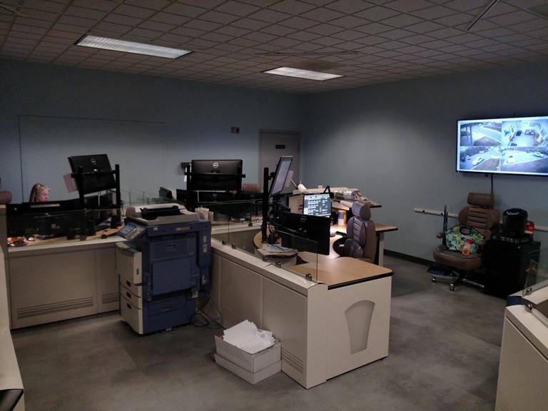 Comm Center 2016 - 2