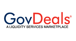 Logo for GovDeals.com