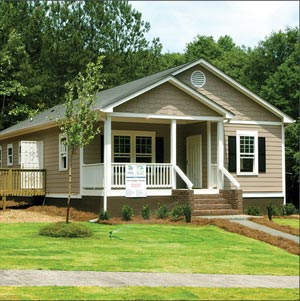 Chatham county nc home for My home affordable steel kit homes