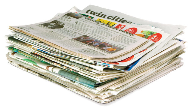 Accepted Newspapers
