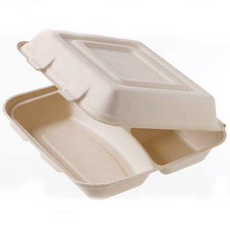 Compostable Clamshell