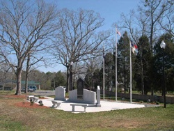 Goldston Monument