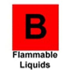 old symbol for flammable liquids