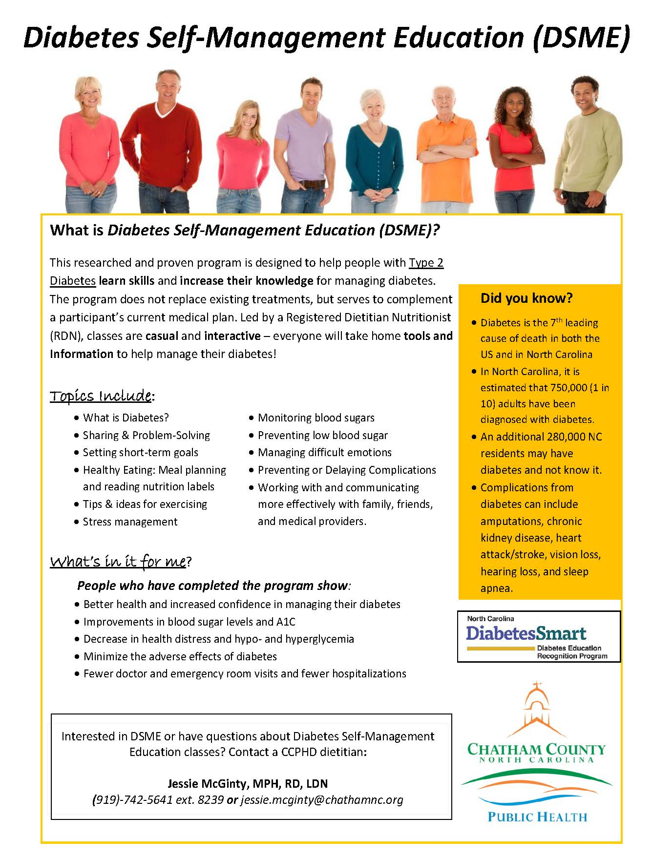 DSME Flyer for county website