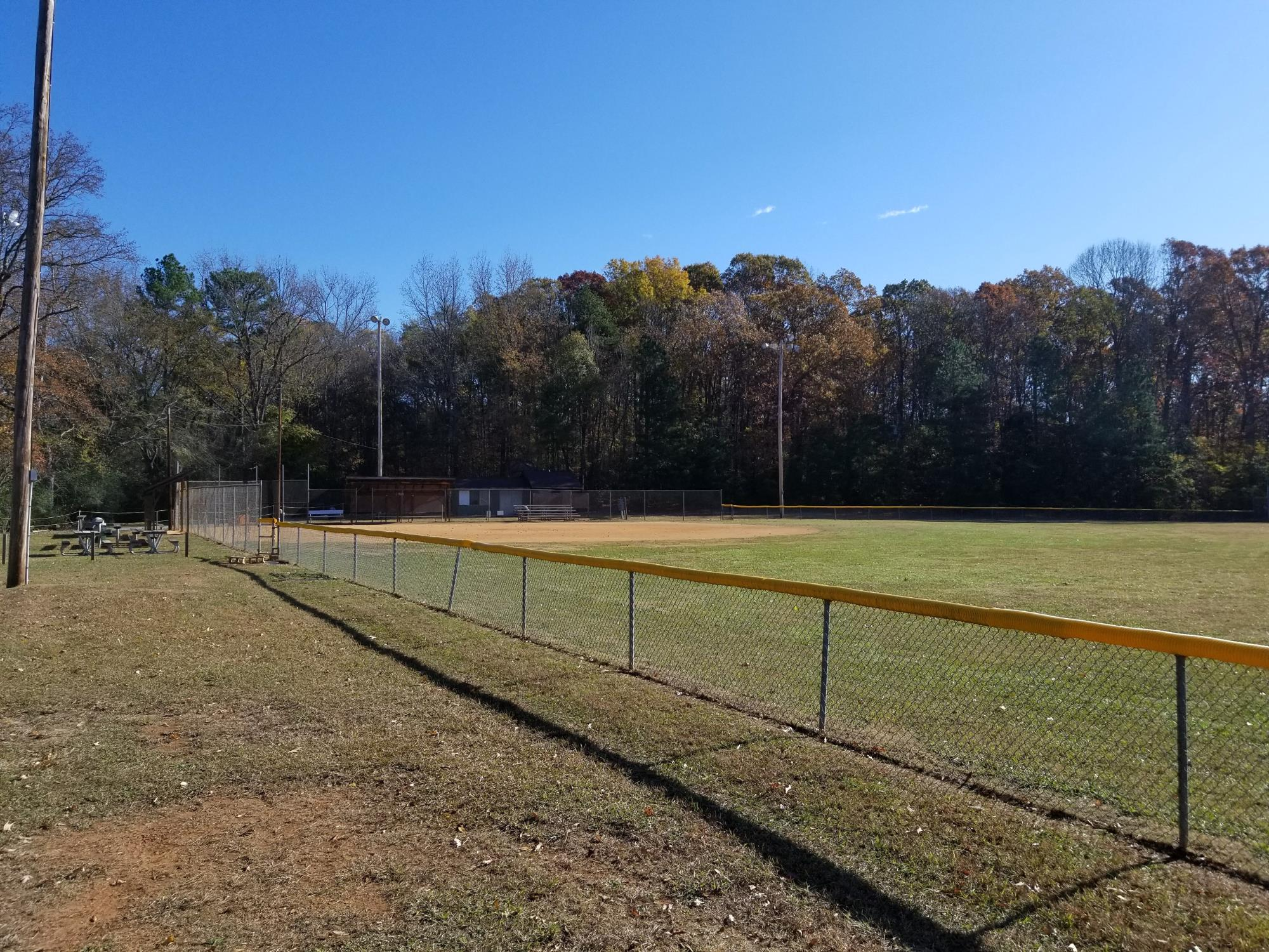 Earl Thompson Ball field