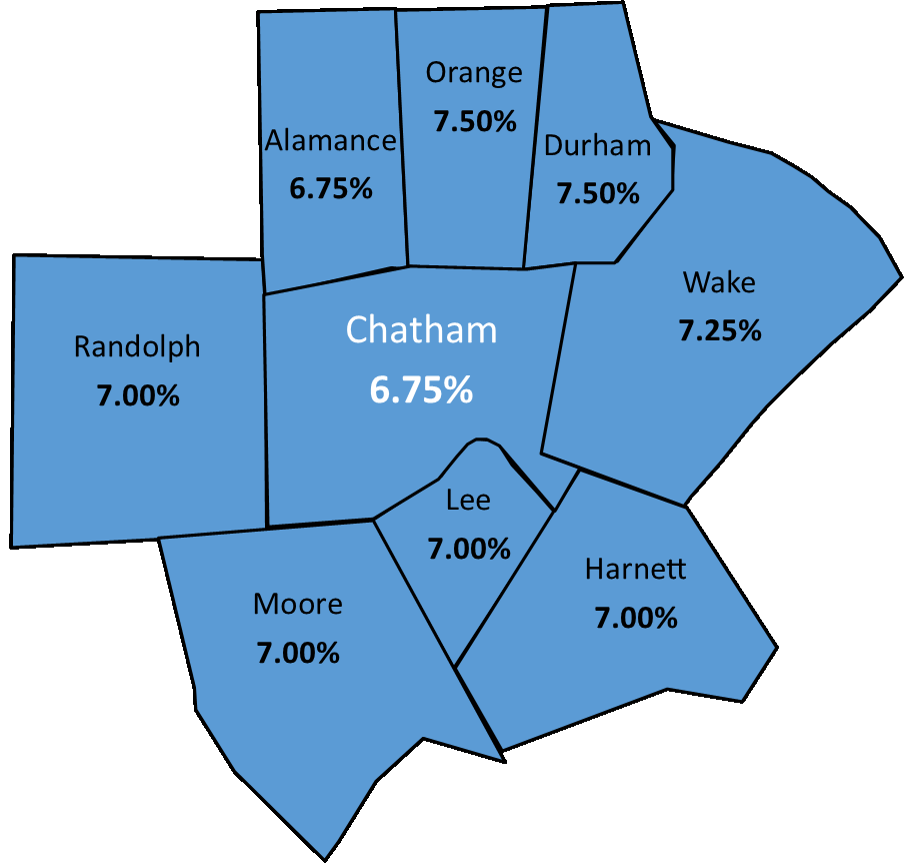 County Tax Rate Map 2 - 2020 (1)